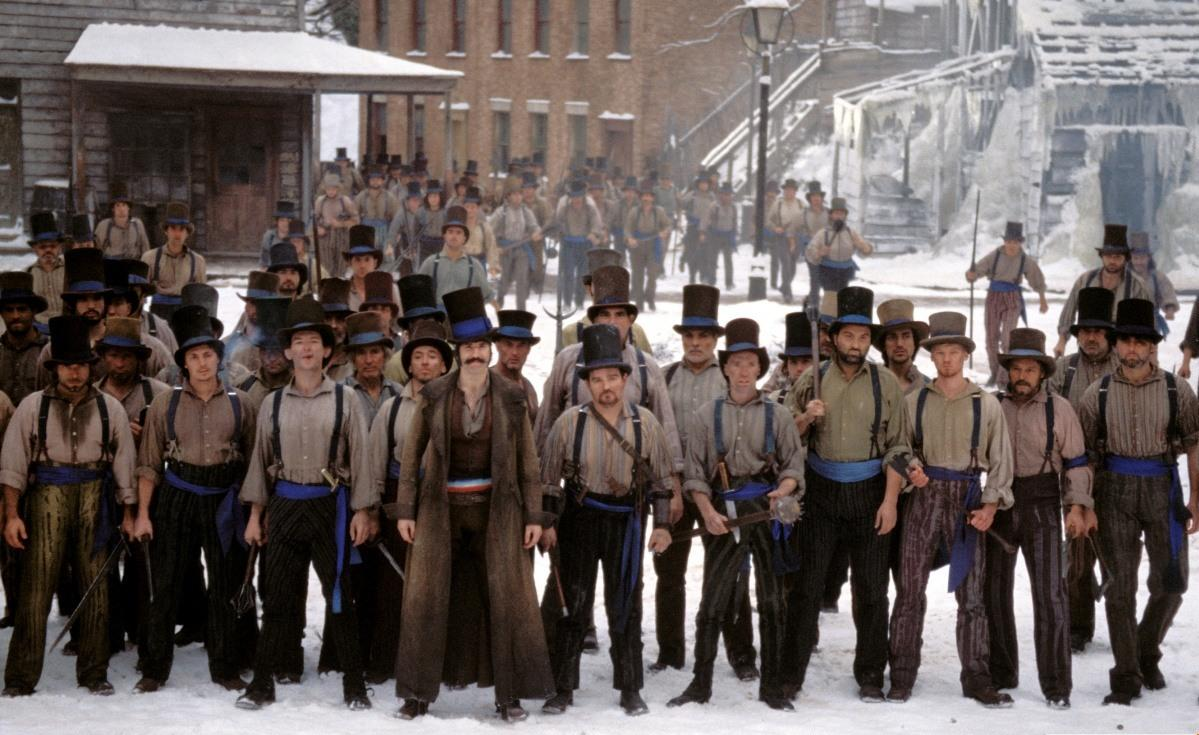 analysis of gangs of new york A description of tropes appearing in gangs of new york analysis characters riots and devastating a good chunk of new york while the gangs go to.