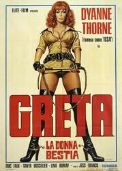 Ильза – свирепая тюремщица    / Greta - Haus ohne Manner