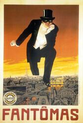 Фантомас, человек для гильотины    / Fantomas - A l'ombre de la guillotine
