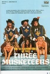 Сексуальные приключения трех мушкетеров    / Die Sexabenteuer der drei Musketiere