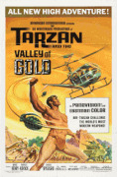 Тарзан и Золотая долина / Tarzan and the Valley of Gold