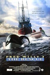Освободите Вилли 3: Спасение / Free Willy 3: The Rescue