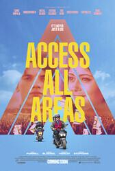 Доступ ко всем областям / Access All Areas