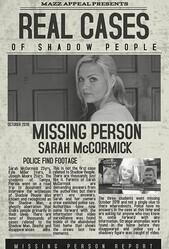 Люди-тени: история исчезновения Сары МакКормик / Real Cases of Shadow People The Sarah McCormick Story