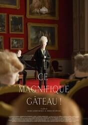 Этот восхитительный пирог! / Ce magnifique gâteau!
