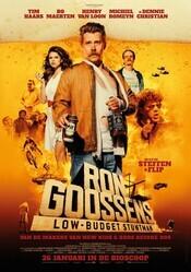 Рон Госсенс, низкобюджетный каскадёр / Ron Goossens, Low Budget Stuntman