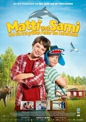 Матти, Сами и три величайших ошибки Вселенной / Matti & Sami und die drei größten Fehler des Universums