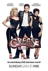 Бриолин: Прямой эфир / Grease Live!