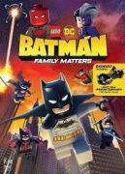 LEGO DC: Бэтмен - дела семейные / LEGO DC: Batman - Family Matters