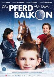 Лошадь на балконе / Das Pferd auf dem Balkon