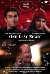 Один последний вечер / One Last Night