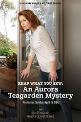 Шито белыми нитками: тайна Авроры Тигардэн / Reap What You Sew: An Aurora Teagarden Mystery