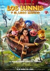 Лунята и большое путешествие в страну Волшебной Книги / La gran aventura de Los Lunnis y el Libro Mágico