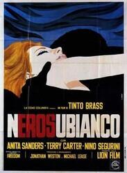 Черное на белом / Nerosubianco