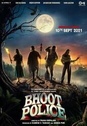 Охотники за привидениями / Bhoot Police