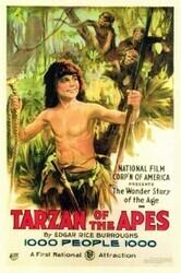 Тарзан, приемыш обезьян    / Tarzan of the Apes