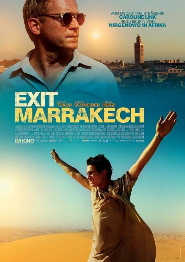 Съезд на Марракеш    / Exit Marrakech