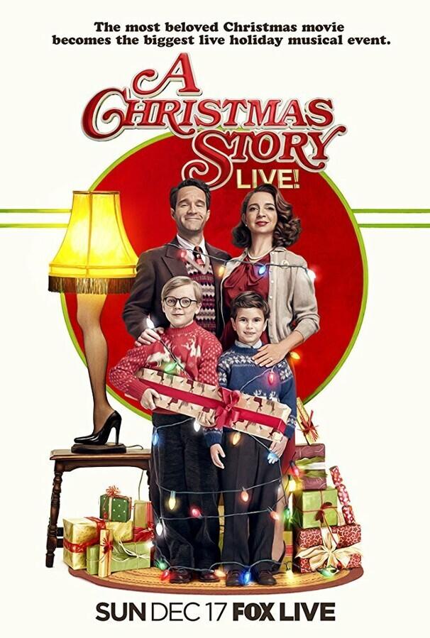 """В эфире """"Рождественская история"""" / A Christmas Story Live!"""