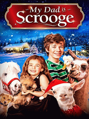 Мой папа - Скрудж / My Dad Is Scrooge