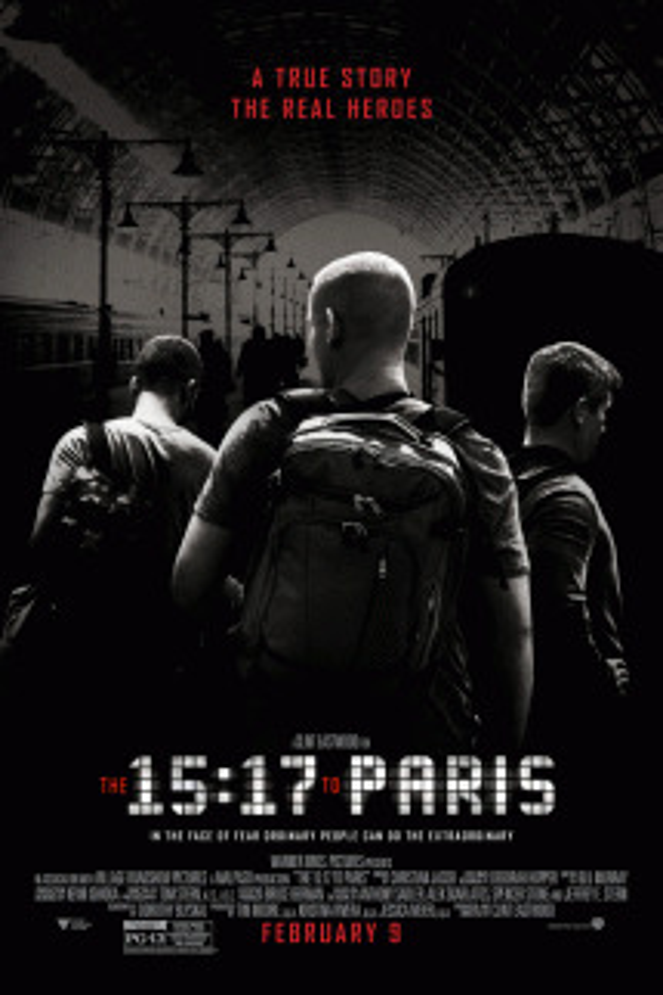 Поезд на Париж / The 15:17 to Paris