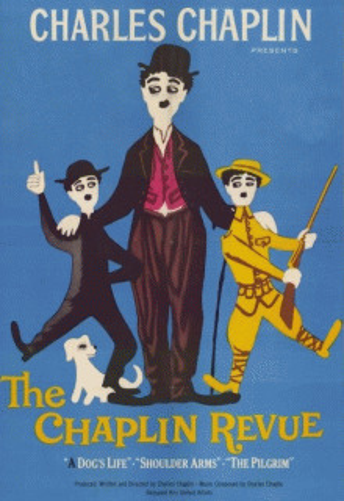 Ревю Чаплина / The Chaplin Revue