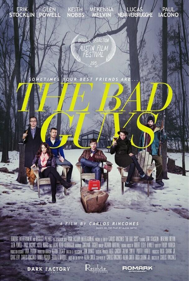Плохие ребята / The Bad Guys