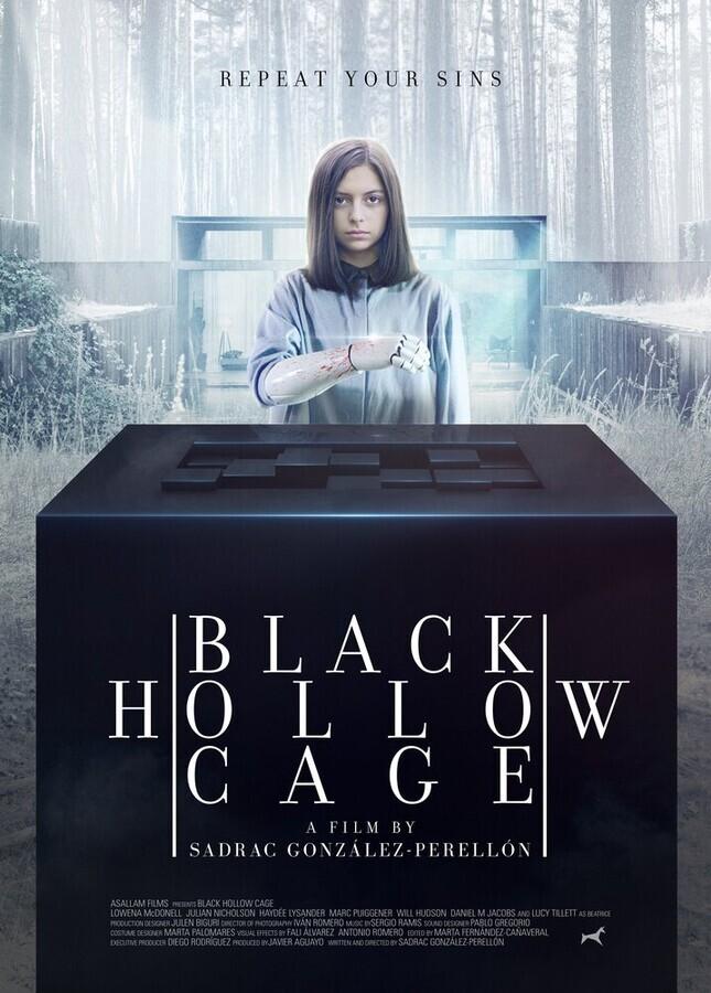 Пустая чёрная клетка / Black Hollow Cage