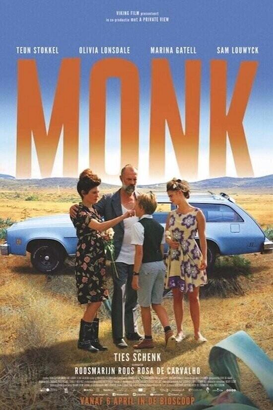 Монк / Monk