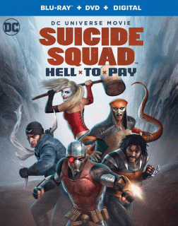 Отряд самоубийц: Строгое наказание / Suicide Squad: Hell to Pay