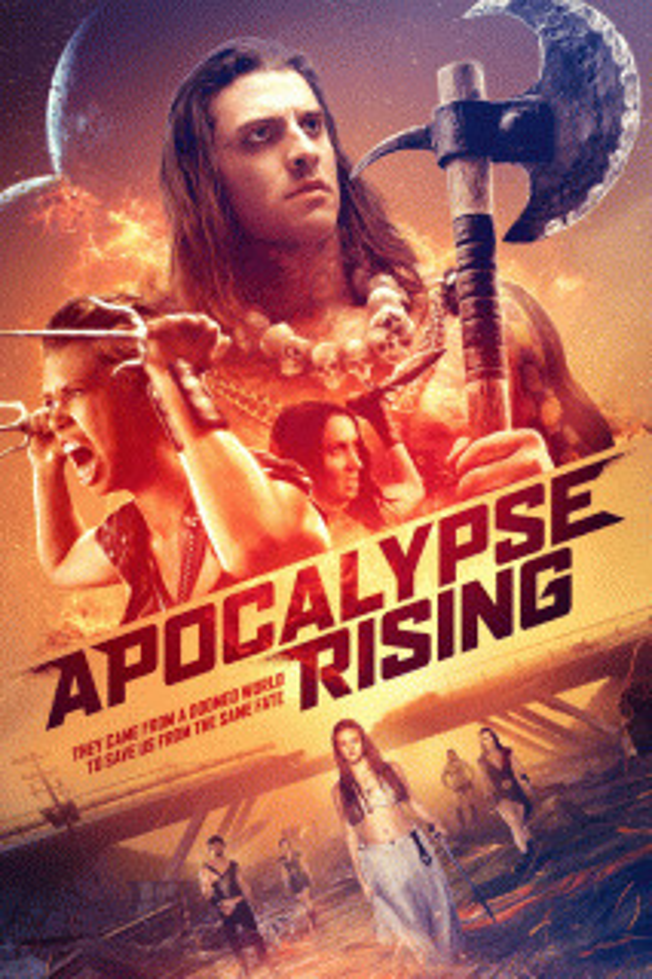 Апокалипсис начинается / Apocalypse Rising