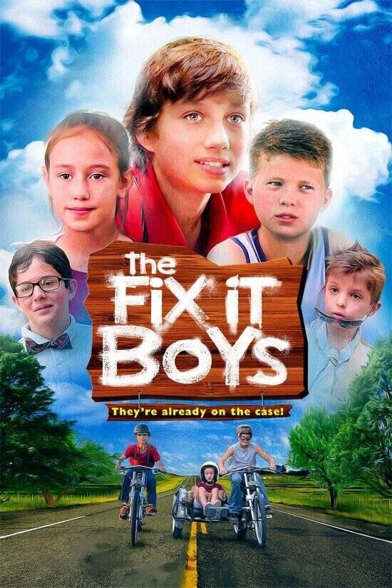 Мальчики все починят / The Fix It Boys