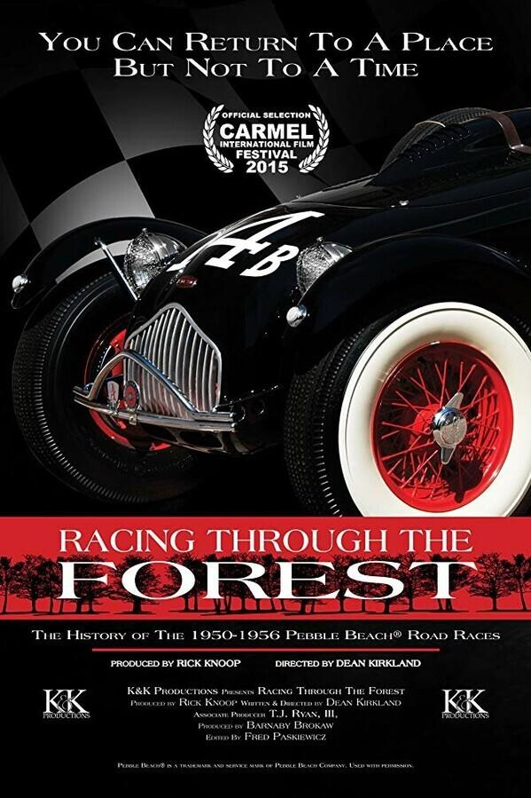 Гонки среди деревьев / Racing Through the Forest