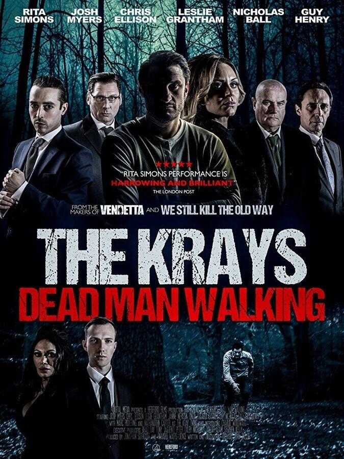 Крэйи: Ходячий мертвец / The Krays: Dead Man Walking