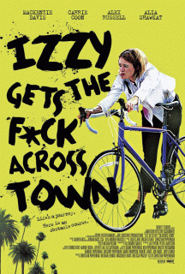 Иззи прётся через город / Izzy Gets the Fuck Across Town