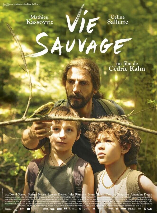 Дикая жизнь / Vie sauvage
