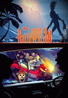 Легенда о Хэллоуиан / Legend of Hallowaiian