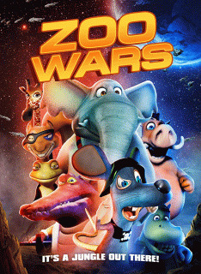 Зоопарковые Войны / Zoo Wars