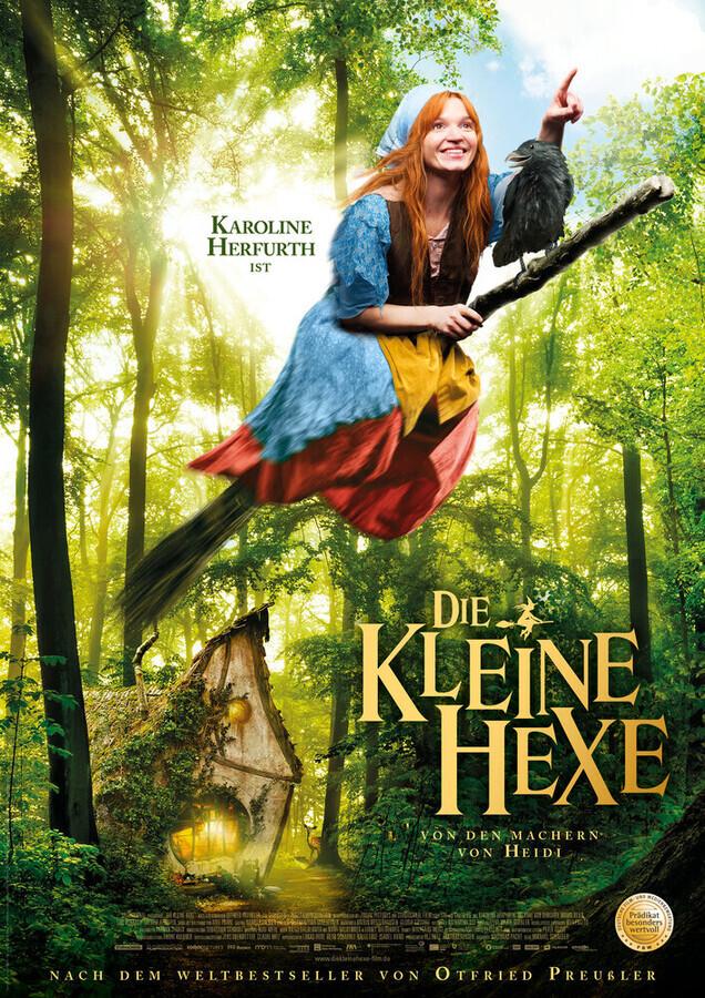 Маленькая ведьма / Die kleine Hexe