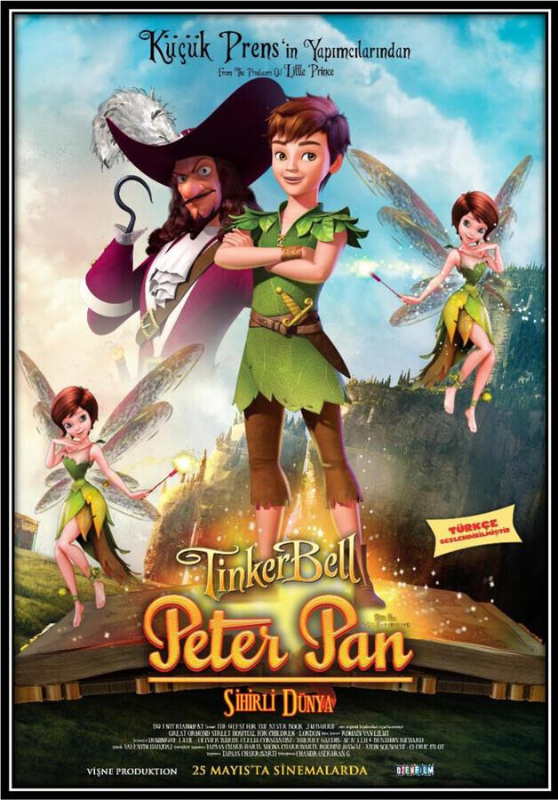 Питер Пэн: В поисках магической книги / Peter Pan: The Quest for the Never Book
