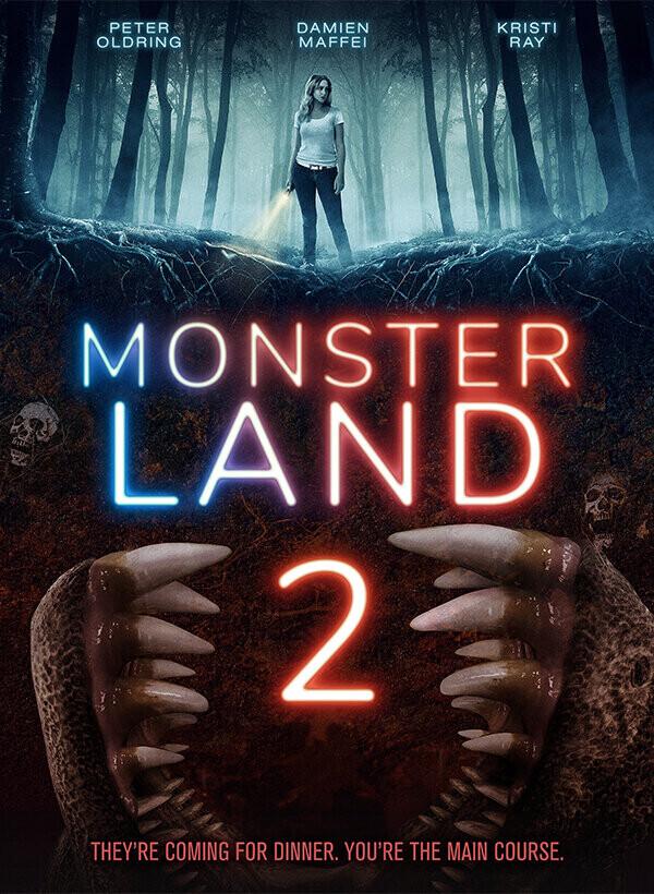 Край монстров 2 / Monsterland2