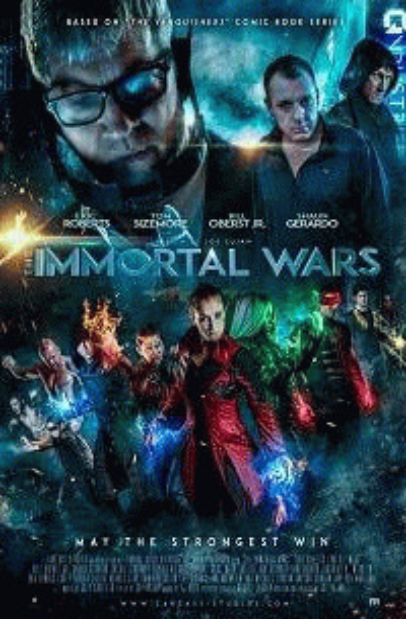Войны Бессмертных 2: Возрождение / The Immortal Wars: Resurgence