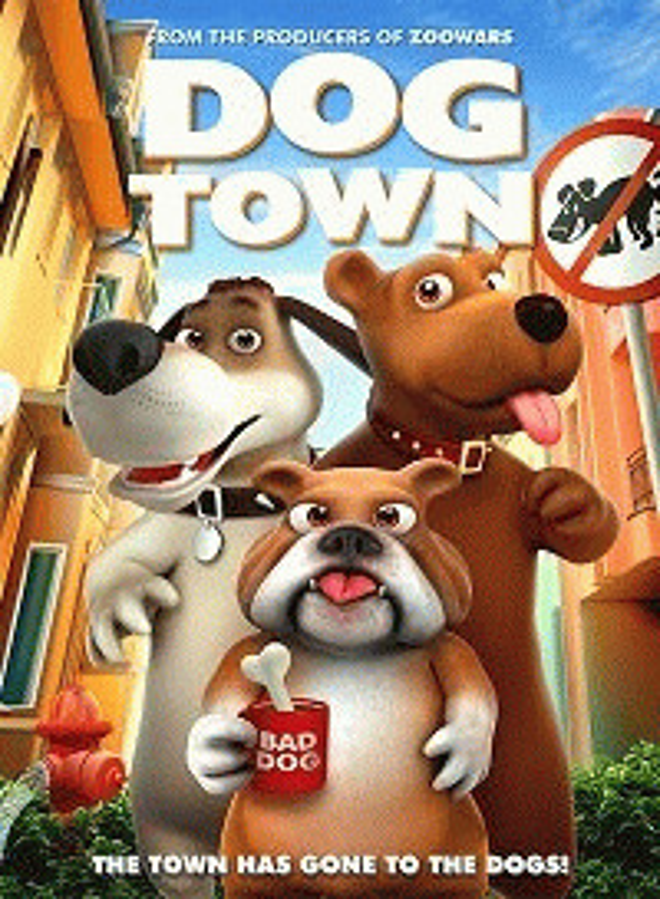 Собачий город / Dog Town