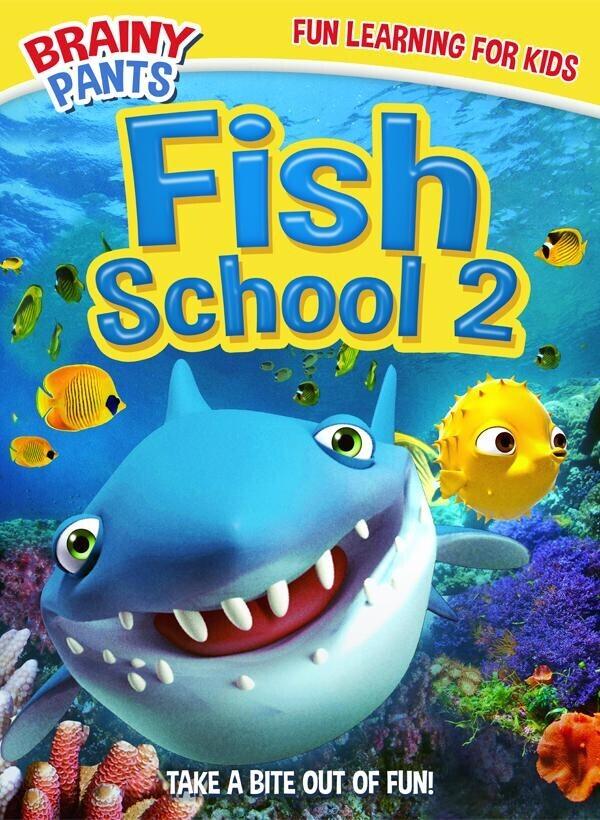 Кто проживает на дне океана 2 / Fish School2