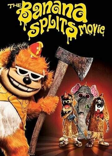 Банана-Сплитс / The Banana Splits Movie