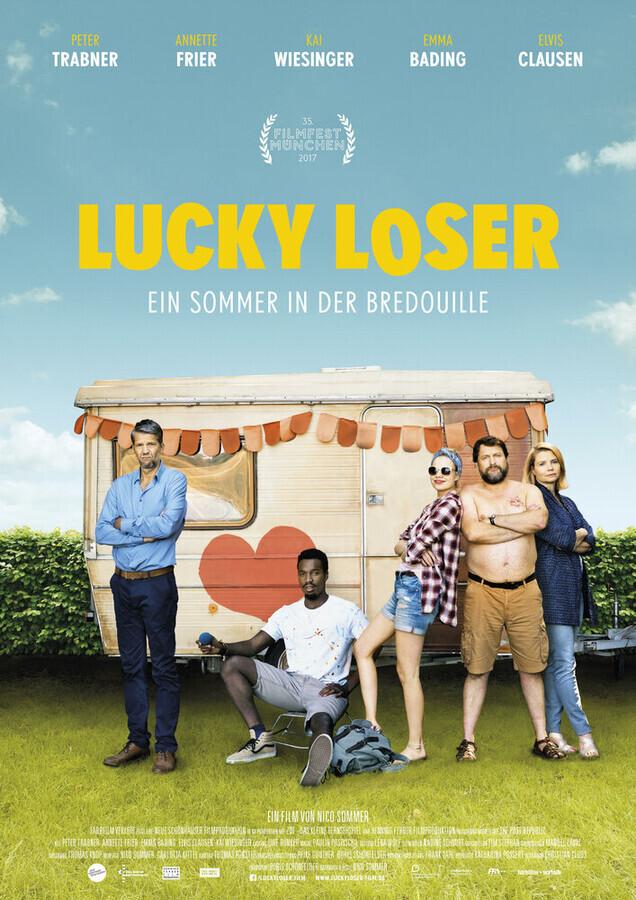 Провальное лето одного неудачника / Lucky Loser - Ein Sommer in der Bredouille