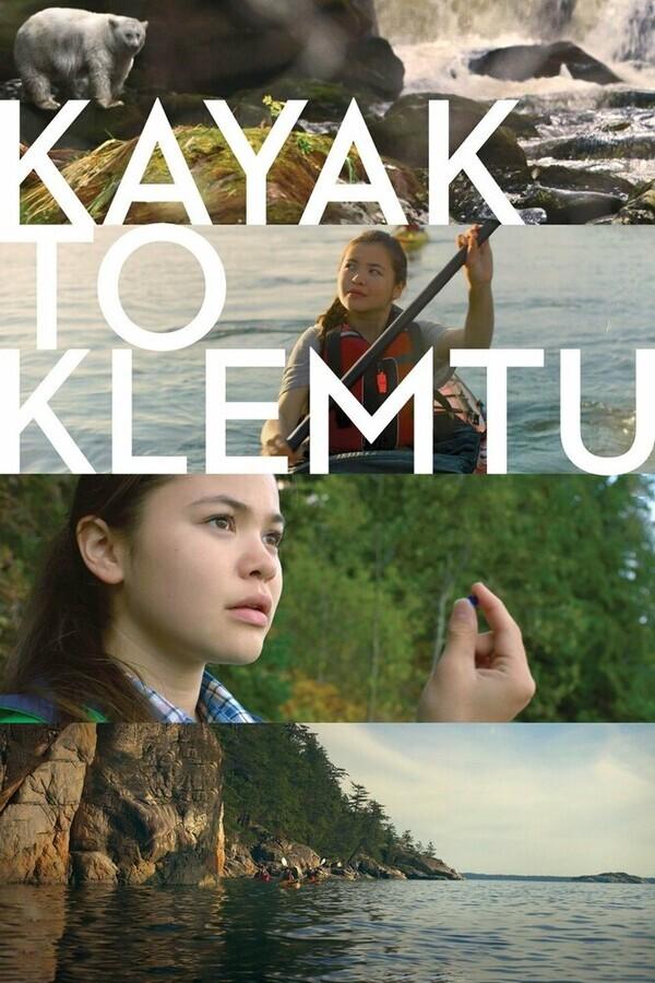 Каяк до Клемту / Kayak to Klemtu