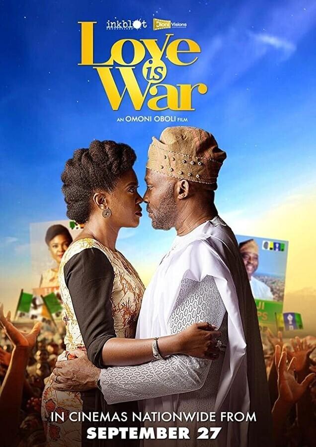 Любовь есть война / Love is War