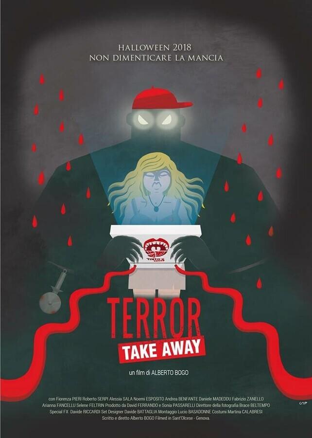 Курьер из ада / Terror Take Away