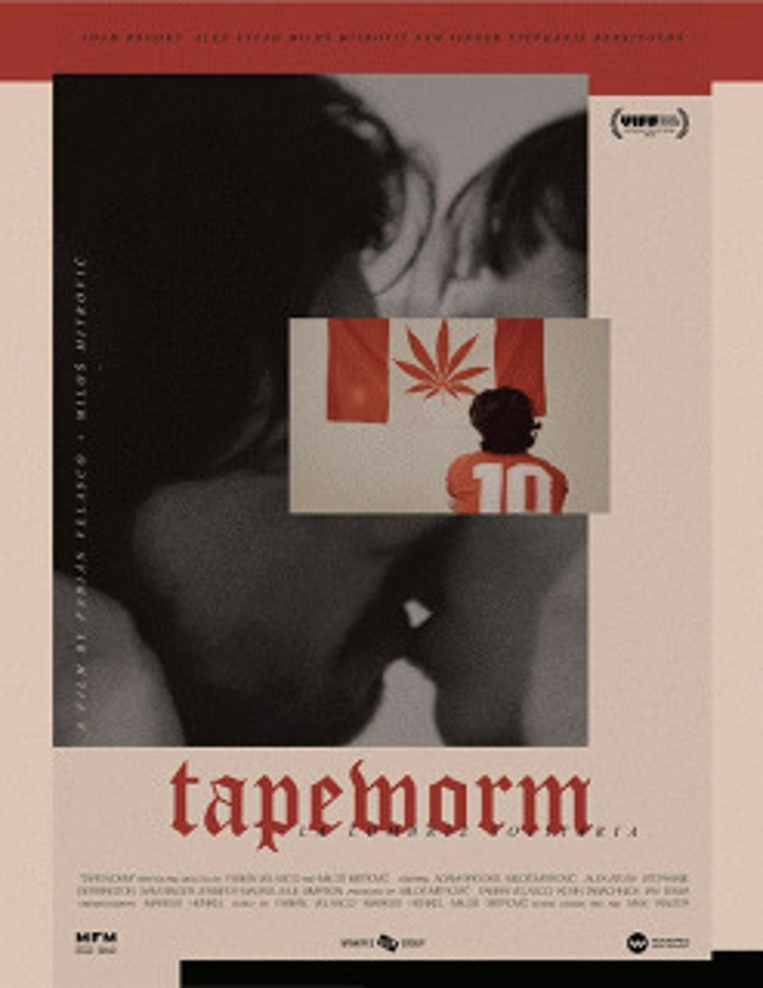 Цепень / Tapeworm