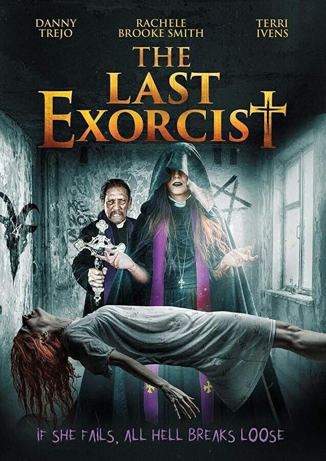 Последний изгоняющий дьявола / The Last Exorcist